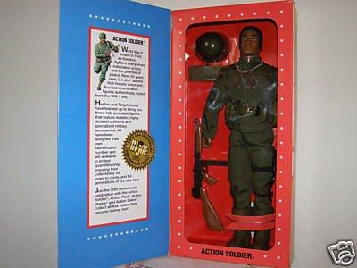 GI Joe Action Soldier 12