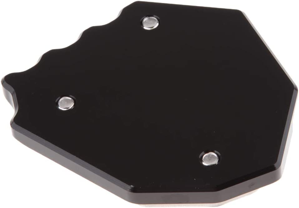 Automotive Extension Pad F/ür BMW S1000XR 2015 2017 Heavy Duty Almencla Kickstand Support Plate Motorrad Fu/ß Seitenst/änder