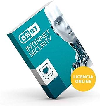 ESET Internet Security 2020 (Antivirus) - [Licencia de activación por correo]: Amazon.es: Software