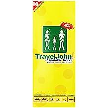 TRAVEL JOHN Reach Global Industries Disposable Urinal (18-Pack)