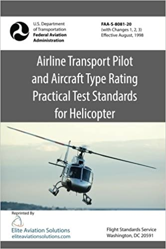 Airline Transport Pilot and Aircraft Type Rating Practical
