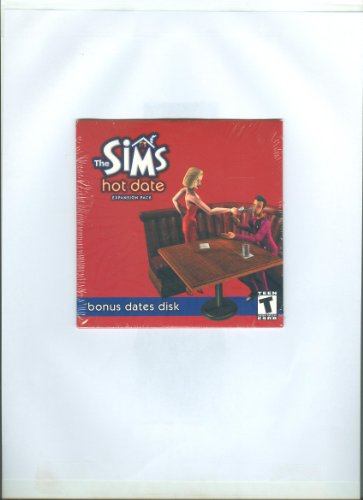 (BONUS DATES DISK for The Sims Hot Date Expansion Pack)
