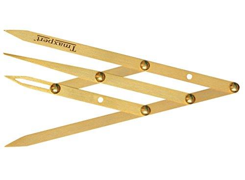 Golden Mean CALIPERS Eyebrow Microblading Permanent Makeup Ratio Measurement Tool Fibonacci Gauge   Made with 304 Stainless Steel   4LGN  Tmaxpert by Tmaxpert