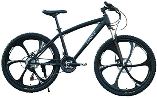YKMY 24 inch//26 inch road mountain bike bicycle adult men and women bike double suspension mountain bike