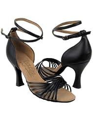 Ladies Latin/Rhythm- Signature Series Ballroom Shoes,S92307
