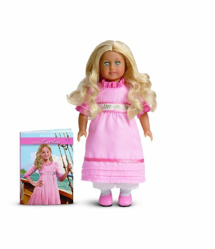 By Author Caroline Mini Doll (American Girls Collection Mini Dolls) (Box Min to) (American Girl Caroline Mini Doll)