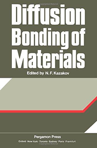 Diffusion Bonding of Materials