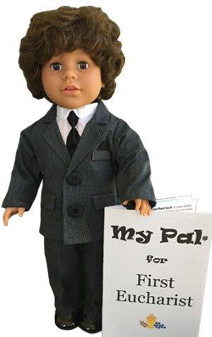 My Pal 18 inch boy doll - My Pal for First Eucharist