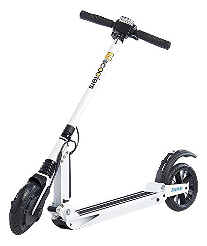S2 Suspension Light (E-TWOW Electric Two Wheel Rechargeable Scooter Booster S2 White Foldable)