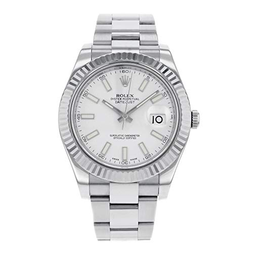 Rolex Datejust II Automatic-self-Wind Male Watch 116334 (Certified Pre-Owned) (Rolex Pre Owned Watches)