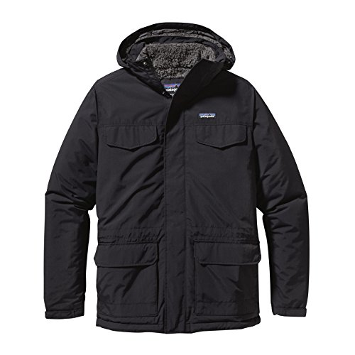 Price comparison product image Patagonia Mens Isthmus Parka, Black, XS