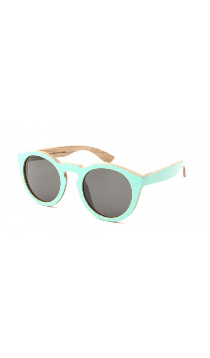 Waiting For The Sun - Glasses SUMMER LOVE - Unisex - Onesize - Green