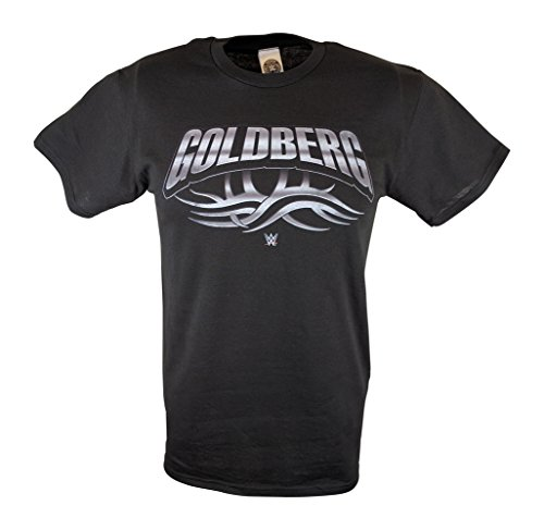 Bill Goldberg Tribal Tattoo WWE Mens T-shirt-L by WWE