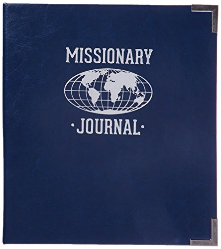 We R Memory Keepers Cobalt Missionary Journal - 8x9 Ring