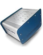 Nexcopy MicroSD Duplicator - PC Based 20 Port Duplicator