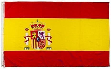 shenky Bandera Nacional - Diferentes países - 150 x 90 cm - España ...