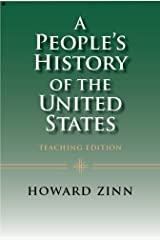 A People's History of the United States: Abridged Teaching Edition Kindle Edition