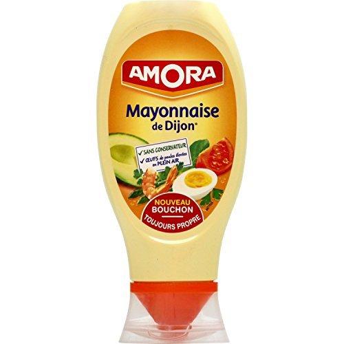 - French Mayonnaise - Mayonnaise - Amora 235 grams