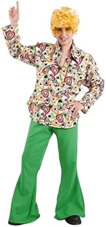 DISBACANAL Disfraz de Hippie Hombre - -, L: Amazon.es: Juguetes y ...