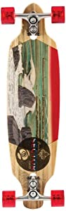 """Sector 9 Shoots Bamboo 33.5"""" Complete Longboard from Sector 9"""