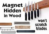 Heavy Duty Knife Holder - Magnetic Knife Bar