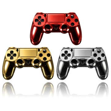 Amazon.com: Carcasa para PS4 Controller DualShock 4 ...