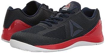 Reebok Men's Crossfit Nano 7.0 Cross-trainer Shoe, Collegiate Navyprimal Redwhiteblack, 10 M Us 5