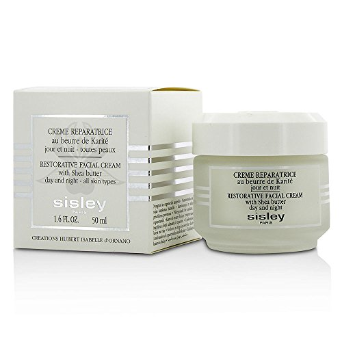 Sisley by Sisley Sisley Botanical Restorative Facial Cream W/Shea Butter--50ml/1.7oz for WOMEN ---(Package Of 4) ()