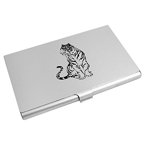 Credit Holder Card CH00010926 Card Business Tiger' 'Sitting Wallet Azeeda xqXIFBB