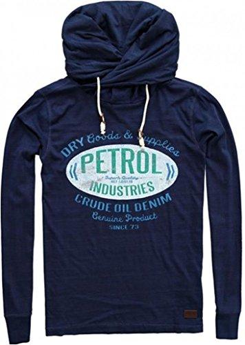 Petrol solide longsleeve