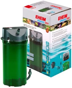 B0002AQXV8 EHEIM Classic External Canister Filter with Media 41wQYcjbcWL