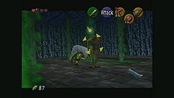 Amazon com: The Legend of Zelda: Ocarina of Time - Wii U