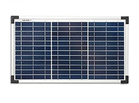 Simatshop pannello solare fotovoltaico da w poly camper barca