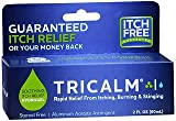 Tricalm Hydrogel Aluminum Acetate Astringent - 2 oz, Pack of 6