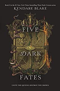 Book Cover: Five Dark Fates