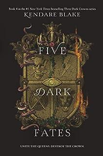 Book Cover: Five Dark Fates