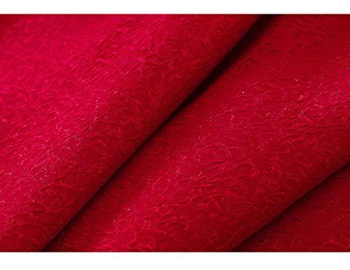Ronde-200cm B SED Couverture de Table Ronde de ménage, Nappe à la Maison de réunion de Nappe de Table de réunion à la Maison de Restaurant d'hôtel Autour de la Nappe Peut être adaptée aux Besoins du Cl