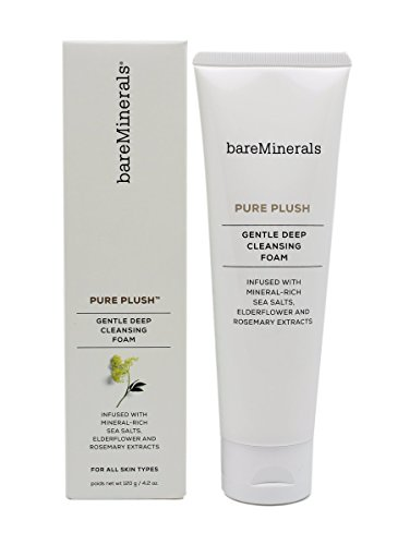 bareMinerals Pure Plush Cleansing Ounce