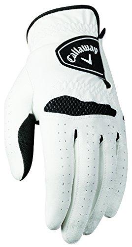 (Callaway Men's Xtreme 365 Golf Gloves (Pack of 2), Cadet Medium, Left Hand)
