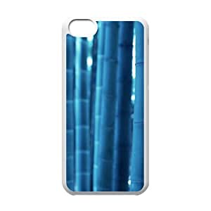 Protection Cover Hard Case Of Bamboo Cell phone Case For Iphone 5C by icecream design