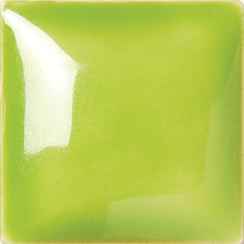 Duncan Envision Glazes - IN 1205 - Neon Green - 4 Ounce Jar
