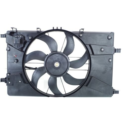 MAPM Premium CRUZE 15-15 RADIATOR FAN ASSEMBLY, SINGLE FAN