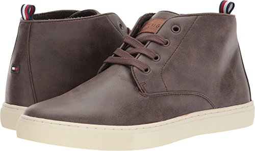 Tommy Hilfiger Men's Malvo Shoe, Brown, 10 Medium US