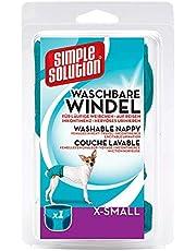 Solución Simple Perro 05Desechables Pañales
