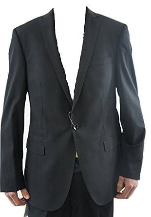 Remus - Chaqueta de traje - para hombre Negro negro 40 ...