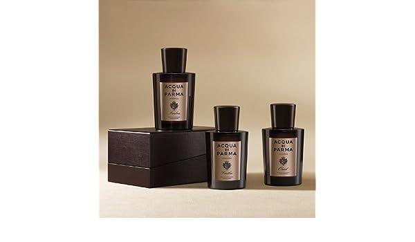 Amazon.com : Acqua Di Parma Colonia Oud, Leather and Ambra Trio Eau De Cologne Concentrate MINIATURE Trio : Beauty