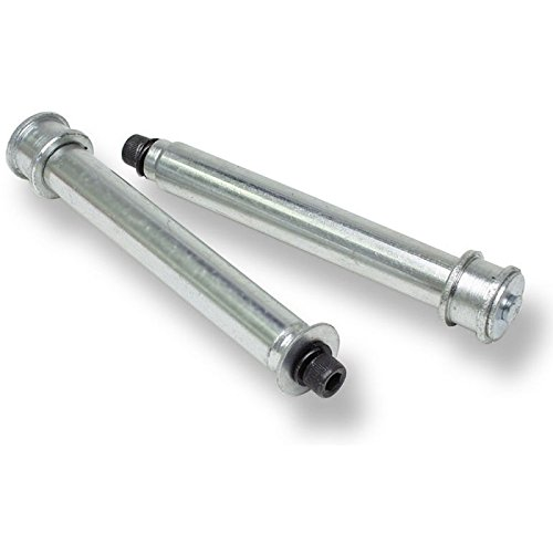 Eckler's Premier Quality Products 50-205236 - Chevelle Lower Door Hinge Rollers