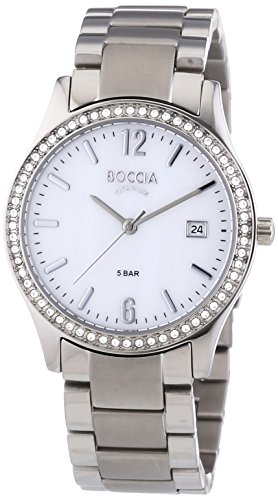 Boccia Women's Watch(Model: B3235-02)