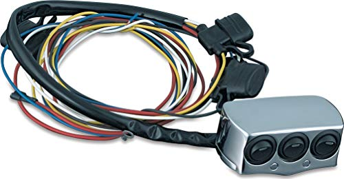 - Kuryakyn 7803 Motorcycle Accessory Switch for Master Cylinder Reservoir Cover, Chrome
