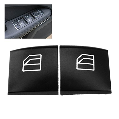 Class Window - Electric Power Window Switch Replacement Button Cover Cap Left and Right For Mercedes Benz W164 ML W251 GL X164 R Class